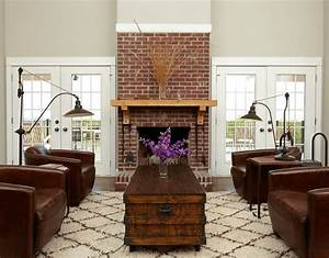 Manteau cheminée : 28 idées de décoration