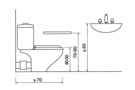 dimension d un fauteuil roulant plan de wc dimension dimensions guide mesures