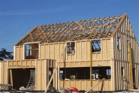 maison ossature bois construction bois luxembourg martin charpentes