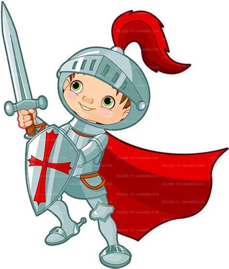 illustration chambre bébé stickers chevalier pe pour chambre d 39 enfant vente sticker