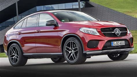 Mercedes-Benz GLE-Class Coupe 2015 review
