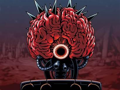 Brain Mother Metroid Motherbrain Super Zero Mission