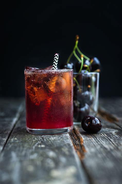 black cherry bourbon cola cocktail recipe guardian life