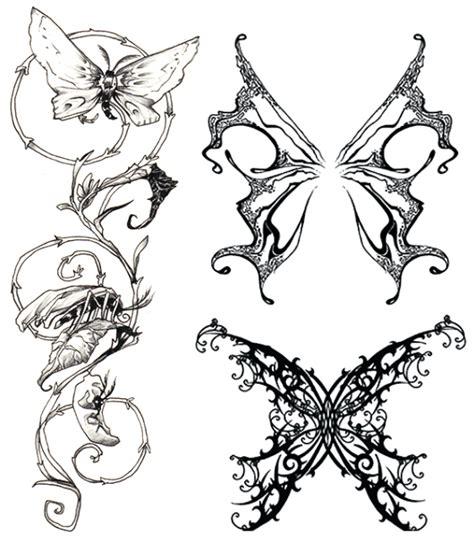tattoovorlagen arm kostenlos coole schmetterling ideen freshouse