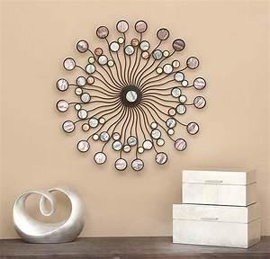 Deco Metal Mural : 15 best collection of amazon wall accents ~ Nature-et-papiers.com Idées de Décoration