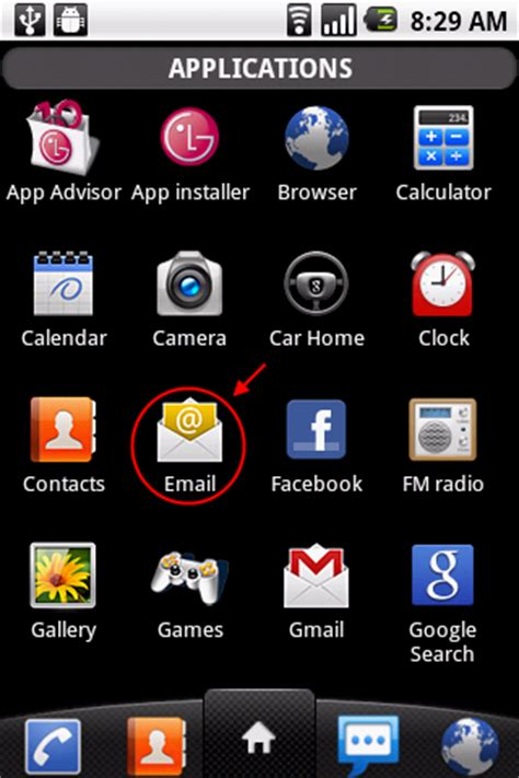 android mail app how to setup yahoo mail in android khimhoe net