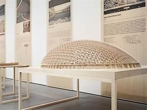 Bauen Mit Holz : ausstellung bauen mit holz 2016 architektur online ~ Frokenaadalensverden.com Haus und Dekorationen