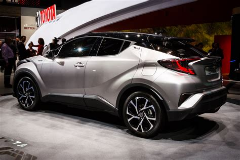 Toyota Chr Hybrid Photo by Toyota S New C Hr Is The Small Crossover You Ve Been