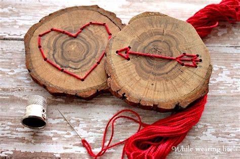craft patch  amazing wood slice craft ideas