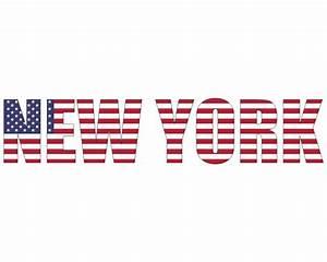 New York Schriftzug : new york schriftzug ny nyc aufkleber usa kaufen bei plot4u ~ Frokenaadalensverden.com Haus und Dekorationen