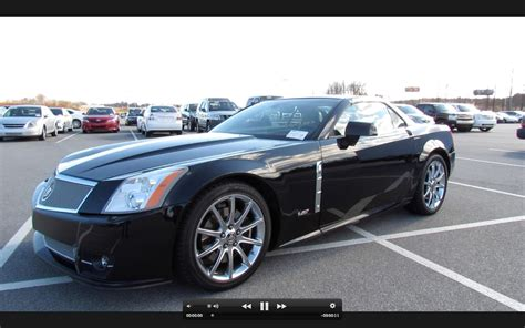 2009 Cadillac Xlr-v Supercharged Start Up, Exhaust, Short