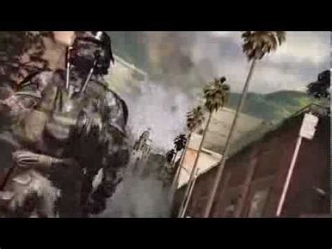 Call Of Duty Ghosts Ft Eminem Song Survival Youtube