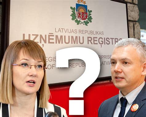 Uzņēmumu reģistru valda vietnieks, ne galvenais valsts ...