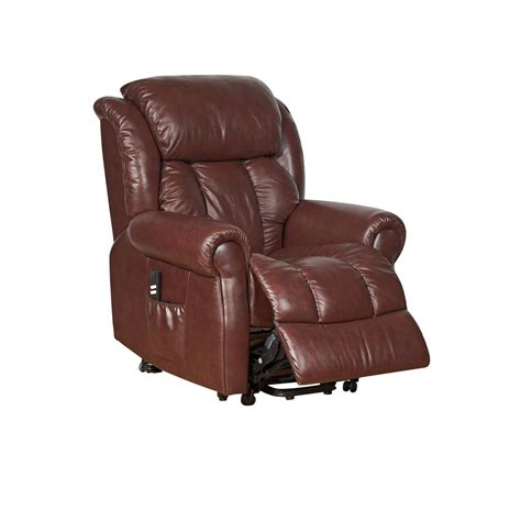 dorset leather dual motor lift and rise chair