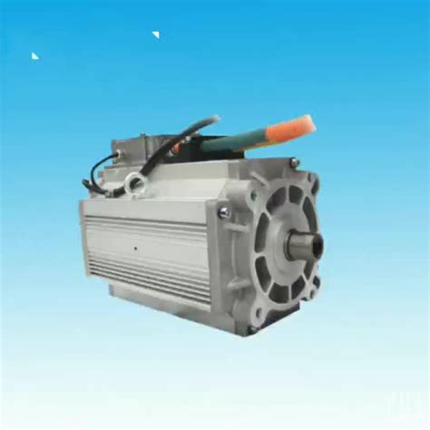 Buy Ac Motor by 25kw 312v High Power Ac Brushless Motor For Electric Golf