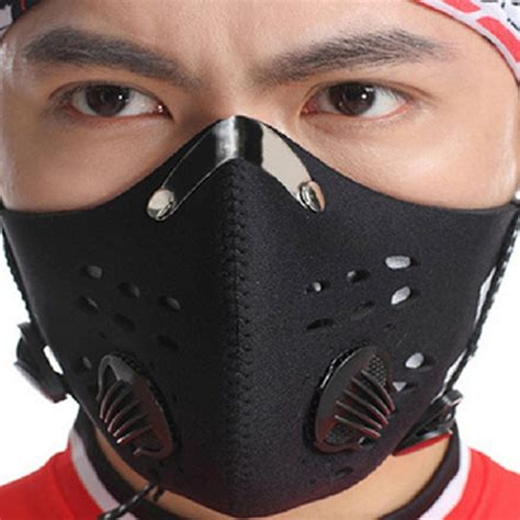 Motorcycle Face Mask Bicycle Ski Unisex Outdoor Anti Smoke