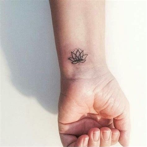 lotus flower tattoo pinteres