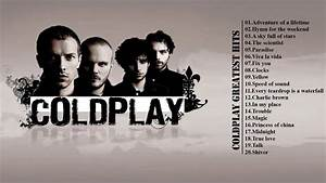 Coldplay Greatest Hits Album || Best Songs Of Coldplay ...