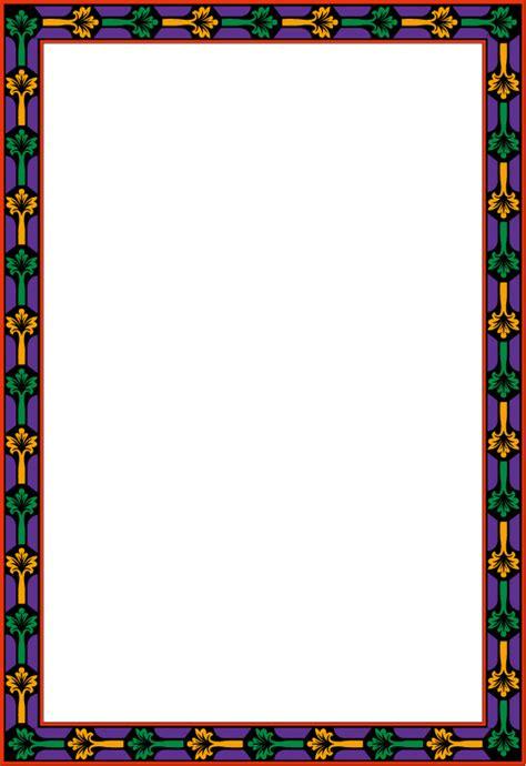 simple  practical border series p   eps