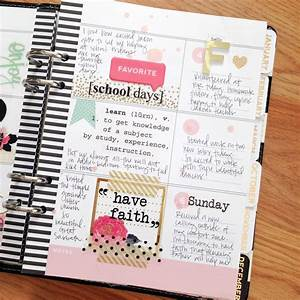Precocious Paper  September Memory Planner Pages