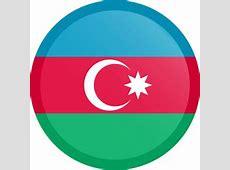Azerbaijan flag icon country flags