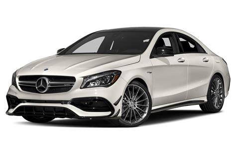 New 2017 Mercedes Benz Amg Cla 45 Price Photos Reviews