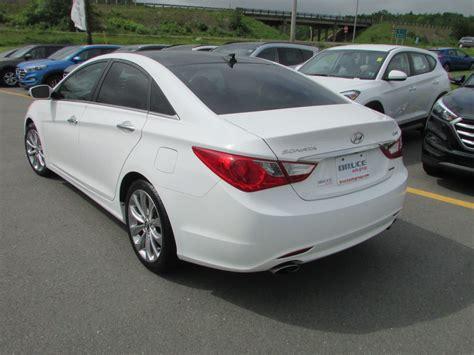 Hyundai Sonata Limited 2013 by Used 2013 Hyundai Sonata Limited 2 0l 4 Cyl Turbo