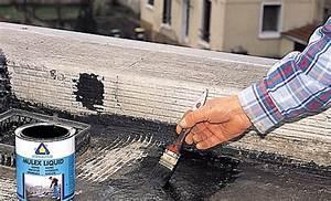 Quel Produit Pour Etancheite Terrasse : reboucher la fuite d 39 un toit terrasse tutoriel ~ Edinachiropracticcenter.com Idées de Décoration