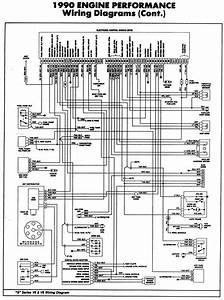 Alternator Wiring Diagram For 1990 Chevy Truck