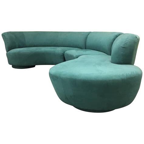 Vladimir Kagan Sofa For Sale by Vladimir Kagan Sectional Cloud Sofa For Weiman For Sale