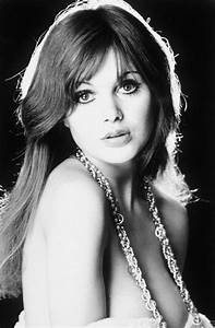 Madeline Smith as Miss Caruso in the 1973 James Bond ...