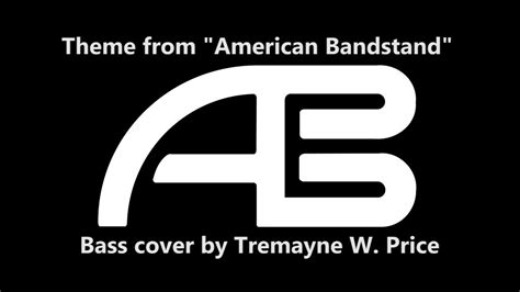 American bandstand 12/18/57dick clark's american bandstand was without question the most popular teen dance show broadcasted nationally from the 1950'. Bandstand Boogie (Theme from American Bandstand) - Bass ...