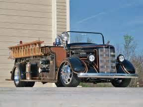 Custom Mack Fire Truck