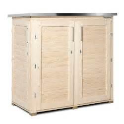Gartenschrank Holz Weiß : gartenger teschrank moderner ger teschrank aus holz garten q gmbh ~ Michelbontemps.com Haus und Dekorationen