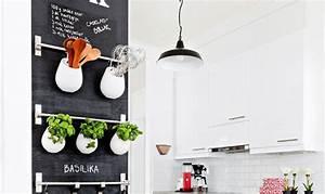 Tableau Pour Cuisine : 10 id es de tableau noir dans sa cuisine mes petites puces ~ Teatrodelosmanantiales.com Idées de Décoration