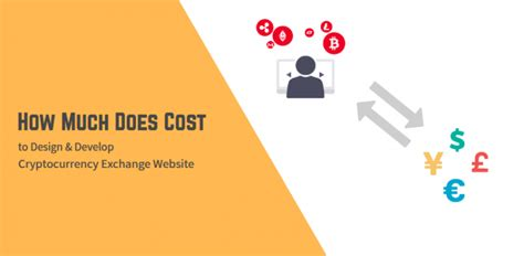 how much does a web designer cost how much does it cost to design develop cryptocurrency