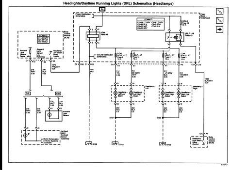 2005 Chevrolet Trailblazer Wiring Schematic by Diagram Of 2004 Chevrolet Trailblazer Engine
