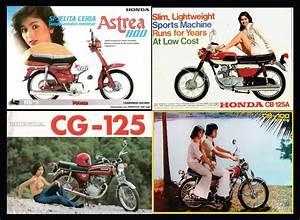 Honda Astrea 800  Cb 100  Cb 125  U0026 Cg 125  Dengan Gambar