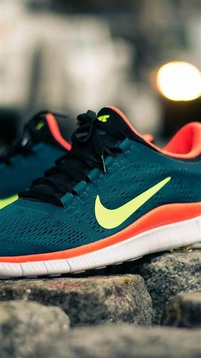 Nike Shoes Wallpapers Iphone Desktop Running Sneaker