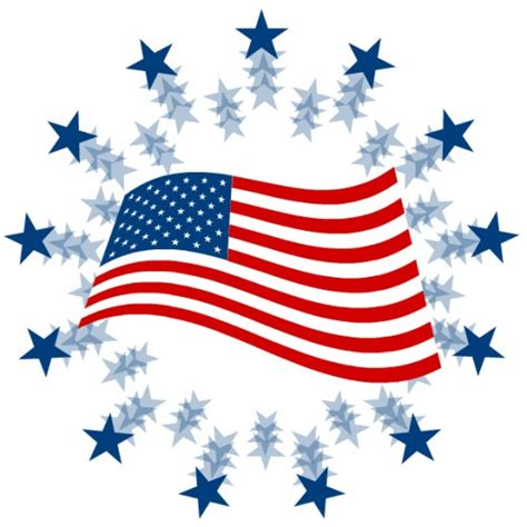 July 4th Clip Free Fourth Of July Clipart Hubpages