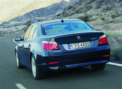 Bmw 525i Technical Details History Photos On Better