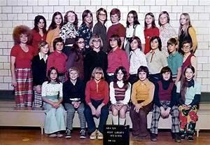 West Liberty School - 7th Grade Class - 1973/74