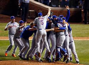 Mets Advance To World Series After Sweeping The Cubs