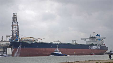Record Tanker Arrival in Gulf of Mexico