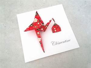 Faire Des Origami : faire part origami ~ Nature-et-papiers.com Idées de Décoration