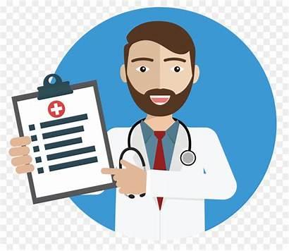 Medicine Physical Examination Cartoon Health Physician Transparent