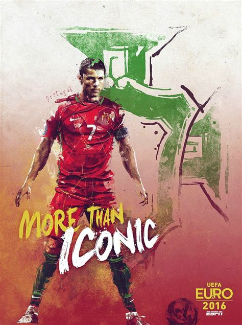 espn unveils euro  posters world soccer talk