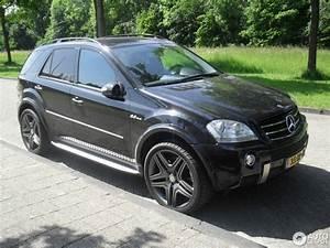 Mercedes Ml W164 Zubehör : mercedes benz ml 63 amg w164 20 may 2014 autogespot ~ Jslefanu.com Haus und Dekorationen