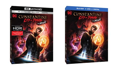 rated constantine city demons arrives october