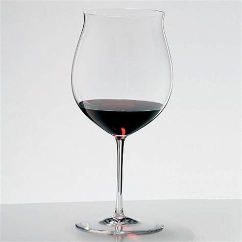 riedel barware riedel sommeliers pinot noir burgundy wine glass 1